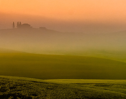 Tuscany - Val d'Orcia