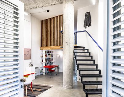 Apartment vs Gallery