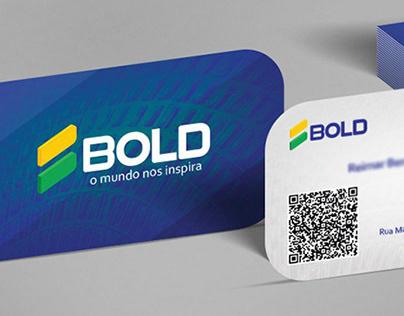 Bold - Logo e Identidade Visual