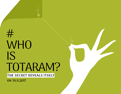 Totaram poster design