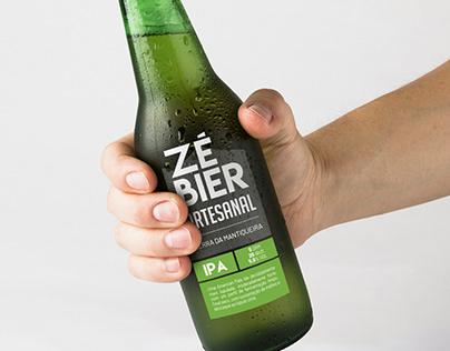 Zé Bier - Marca e rótulo