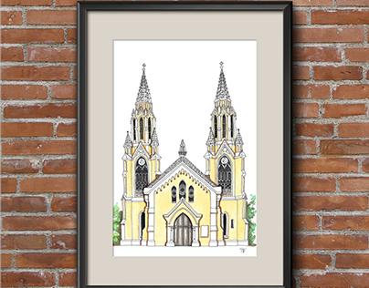 PINTORESCO - Basílica del Valle