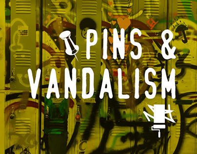Pins & Vandalism (visualization workshop)