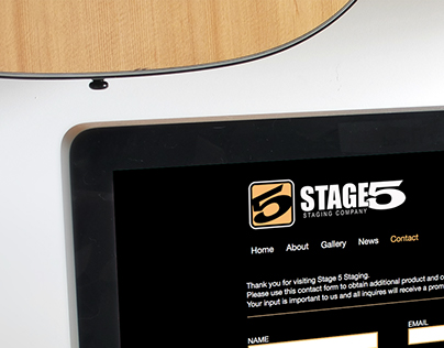 Stage 5 Staging Website
