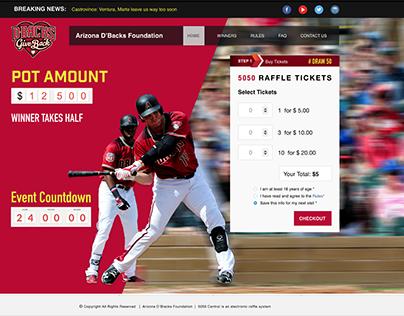 Arizona DBacks - online Purchase portal