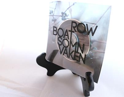 """Sömn Vaken by Row Boat, 3"""" MiniCD"""