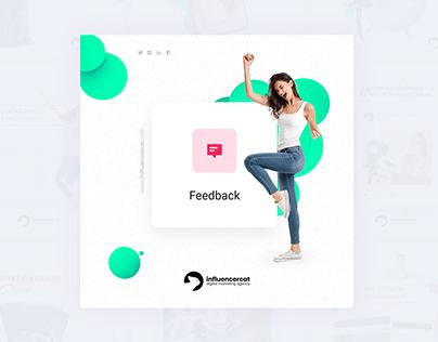 Digital Marketing Agency - Social Media Design 2020