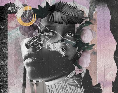 Emotional Collage artwork