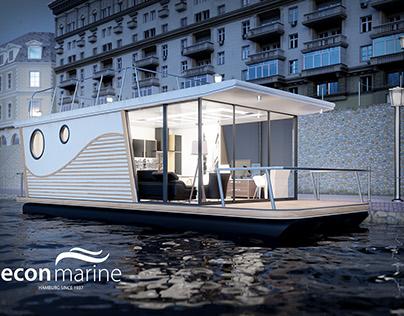River Loft Dunaj Econ Marine