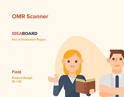 OMR Scanner - Part of IdeaBoard Ecosystem - GP