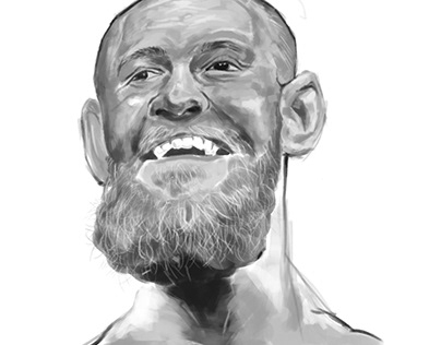 Mcgregor Caricature