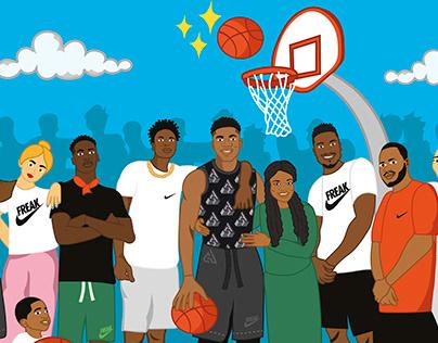 Nike / Giannis x Zoom Freak 2