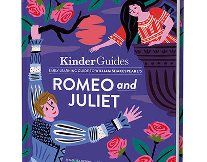 A Kinderguides to Shakespeare's Romeo and Juliet