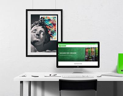 Gioco Vincente - Web Design Project