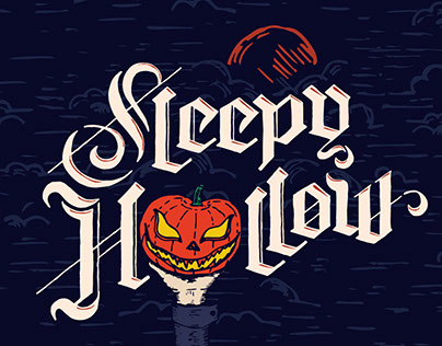 Sleepy Hollow Illustration