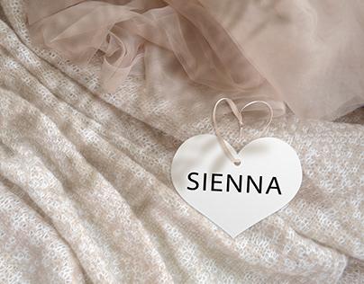 Label Design for Sienna
