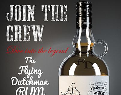 The Flying Dutchman RUM