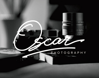 Oscar Photography signature design