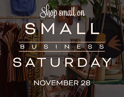Small Business Saturday Graphics