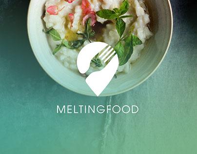 UX-UI - Melting Food