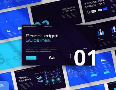 Ledget - Brand Guideline Multipurpose Template