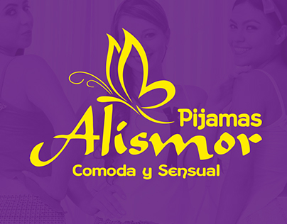 Piezas publicitarias - Alismor Pijamas