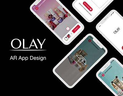 Olay AR App
