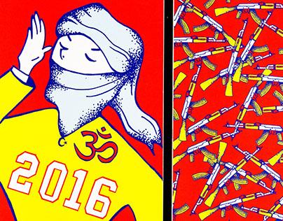 Magazine Terrorism 2016