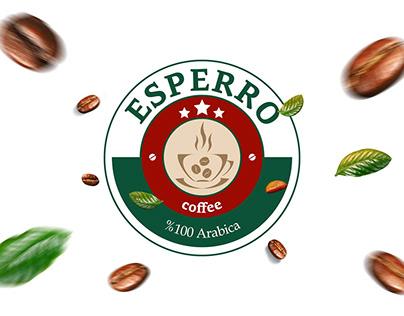 Esperro Coffee / Branding Design