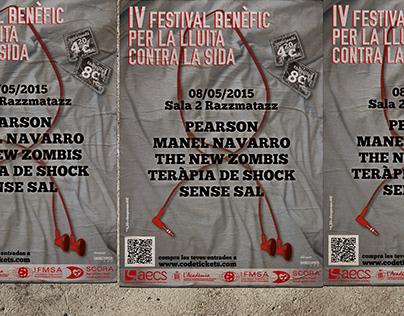 IV Festival Benéfic contra la SIDA