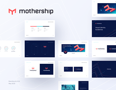 Mothership - digital asset exchange platform