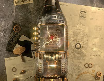 Time Machine - Fernet Branca  Contest
