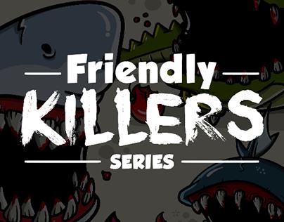 Friendly Killers Series