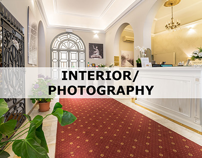 INTERIOR/ARCHITECTURAL PHOTOGRAPHY