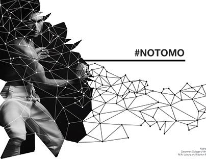 #NOTOMO Menswear Autumn/Winter