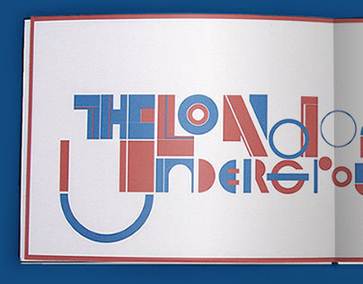 The London Underground: A Graphic Design History