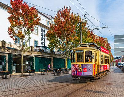 Historic trams