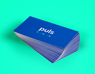 Puls (formerly Cellsavers) Rebrand