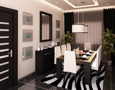 Practicing on copying some Interior renderings