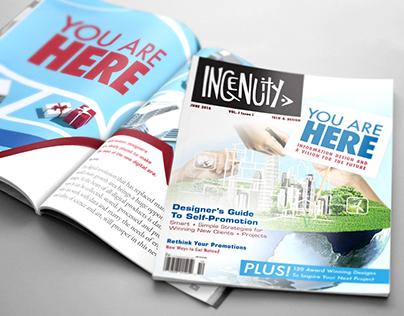 Student Project: Magazine Layout