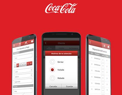 Coca Cola Ui