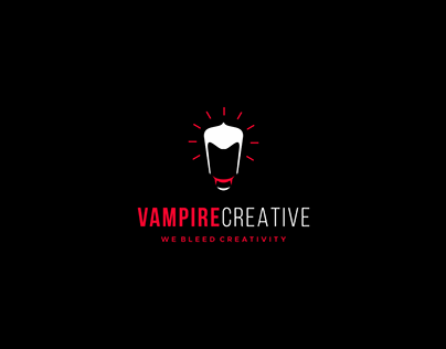 VampireCreative Logo and Identity