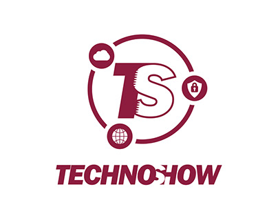 Techno Show Logo for YouTube channel