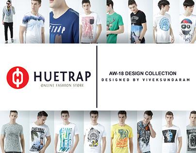 HUETRAP - AW18 DESIGN COLLECTION