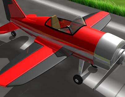 Avioneta.