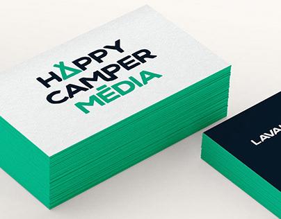 Happy Camper Média - Image de marque