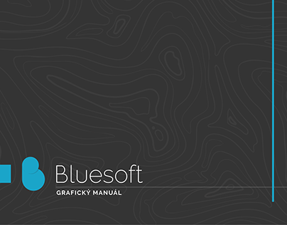 Bluesoft - Logo redesign and corporate Identity