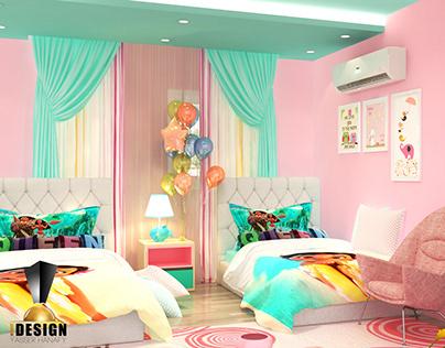 Kids Room 2 Apartment T