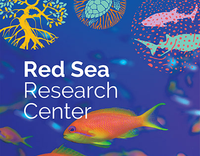 Red Sea Research Center KAUST Rebranding