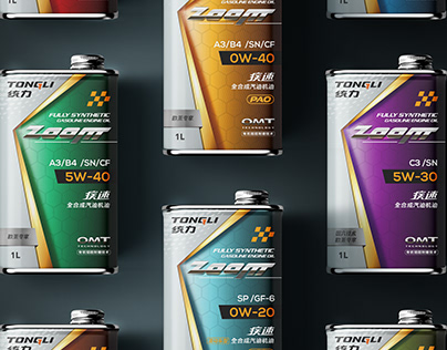 ZOOM Fully synthetic engine oil